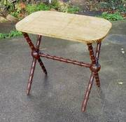 Rare Antique Gypsy Table