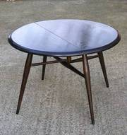 Ercol Drop Leaf Coffee Table - Rare