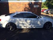 2013 Audi White Audi A5 2.0 TDI 177 S Line Black Edition 201