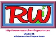 Academic Custom Research Writing Services