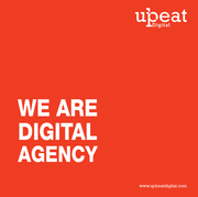 upbeat design your website and market your products and services.