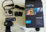Gopro Hero 3 plus black and accessories