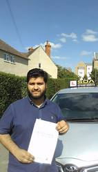 Why SDA is best for Driving lesson in around Oxfordshire?