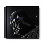 Sony PlayStation 4 Star Wars 2TB Jet Black Console---