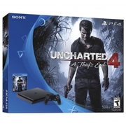 New Sony PlayStation 4 Slim 500GB Console ---