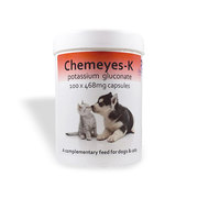 Potassium Gluconate Supplement for Dog & Cat - Chemeyes Pet Health