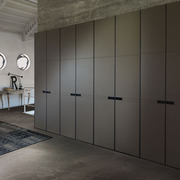 Leather Wardrobe Doors