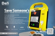 Meditech Defi5 Aed with Lock-out Protection